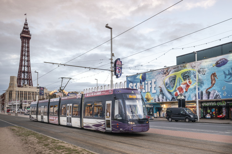 Blackpool Trams are UK's Number 1 for Customer Satisfaction