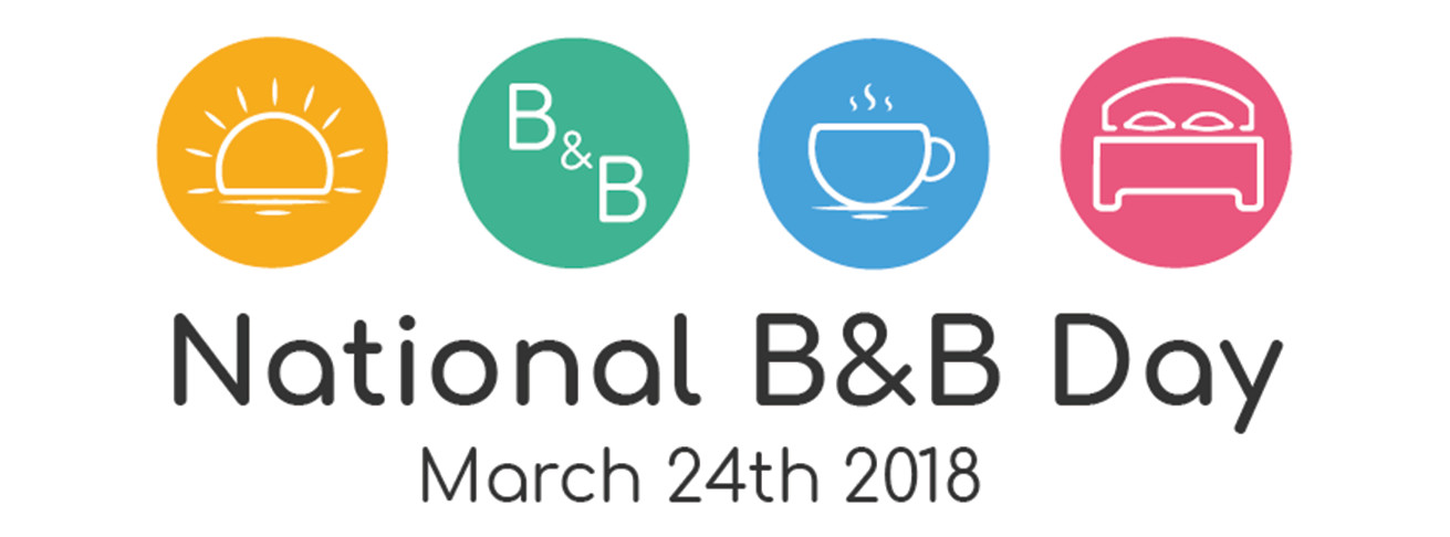 Little Touches ® Sponsors National B&B Day March 24th 2018 - Bed and Breakfasts in Blackpool