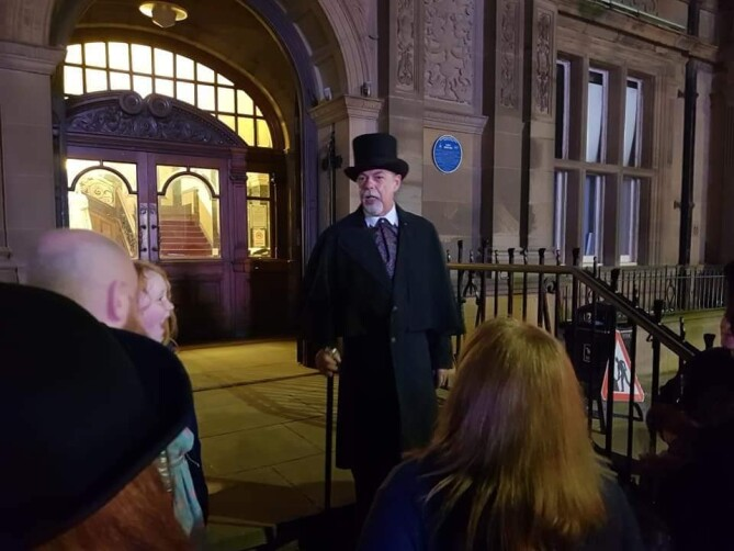 Blackpool Ghost Walks Group