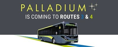 Blackpool Transport 18 New Enviro200 Palladium Buses for Routes 3 and 4