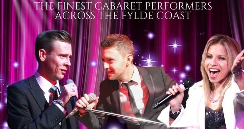 Cabaret Singers Blackpool Entertainment Hotels