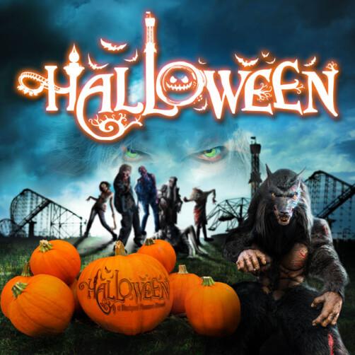 Creepy Halloween Happenings at Blackpool Pleasure Screech