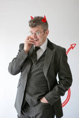 DON'T MISS Joe Pasquale - The Devil In Disguise at Viva Blackpool