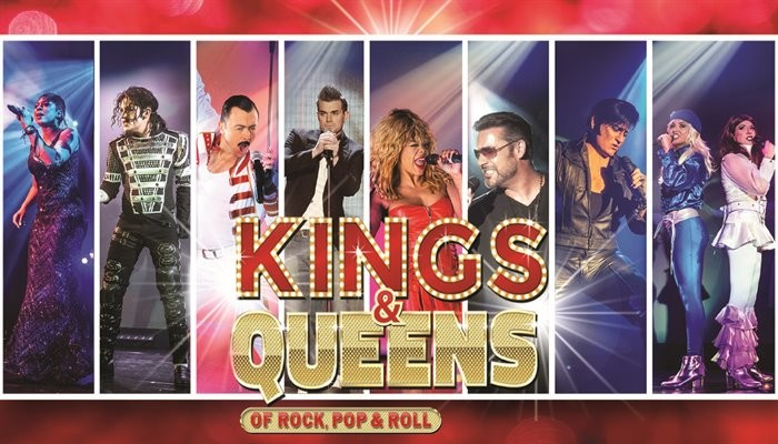 Kings and Queens at the Central Pier Showbar Blackpool - Tickets for 2019