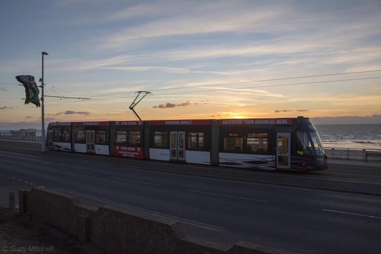 Blackpool Trams prepare for busy Illuminations season
