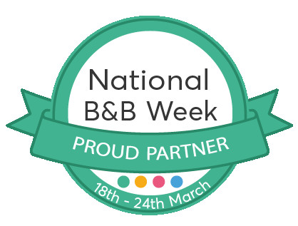 National B&B Week Partner - 18th to 24th March 2019