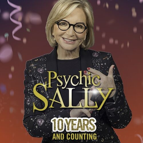 "Psychic Sally Morgan's ""10 Years and Counting"" tour comes to Blackpool Pleasure Beach"