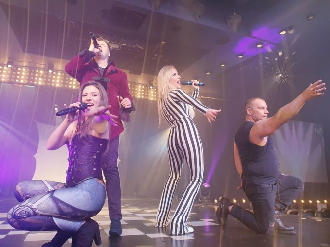 TIMELESS - A Breathtaking Fusion Of Song, Dance and Illusion Returns to Blackpool