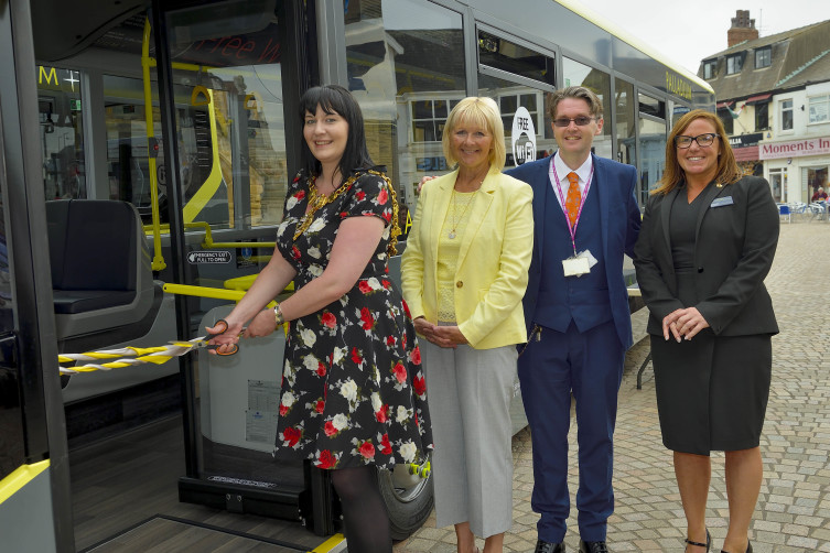 Blackpool Transport continues fleet renewal with 15 more high tech buses