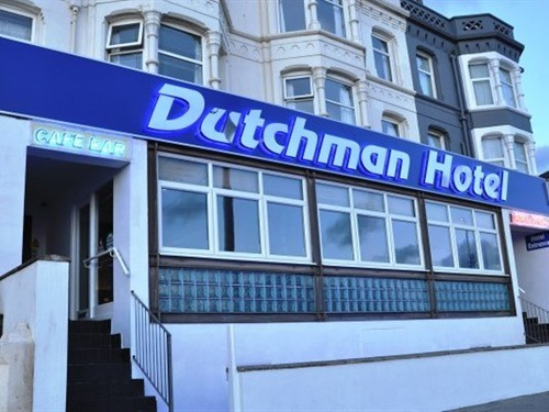 Dutchman Hotel Blackpool Seafront