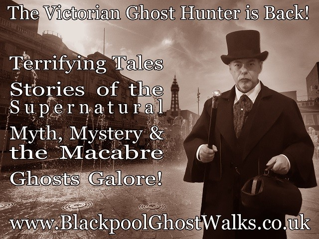 Supernatural at The Seaside with Blackpool Ghost Walks