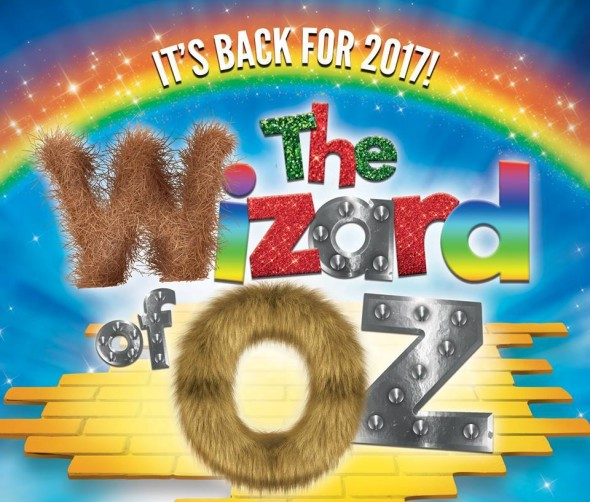 Let's Go See The Wizard at North Pier Blackpool