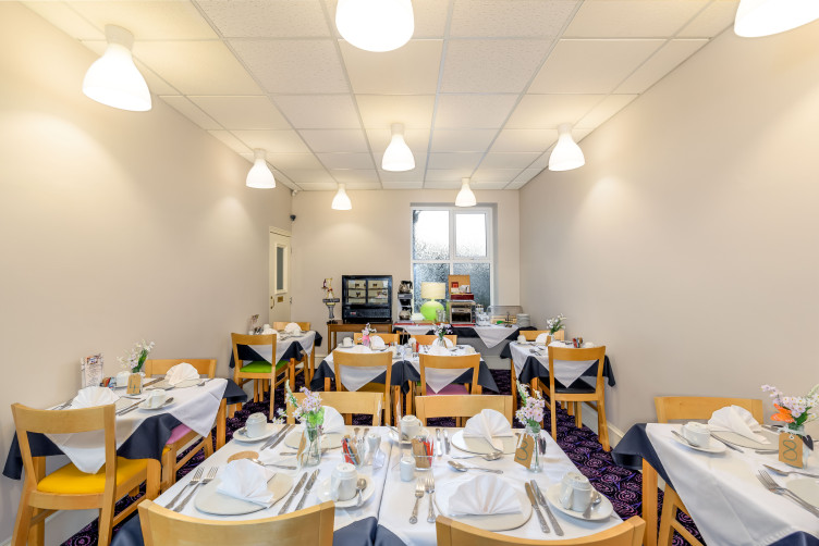 Dining Area - By The Seaside, St Chads Road, South Shore, Blackpool Hotel for Families and Couples