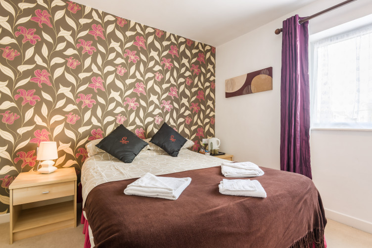 Double Room - Canberra Hotel, Withnell Road, South Shore, Blackpool Hotel for Families and Couples