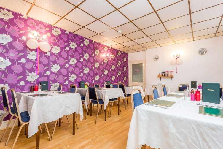 Dining Area - Canberra Hotel, Withnell Road, South Shore, Blackpool Hotel for Families and Couples