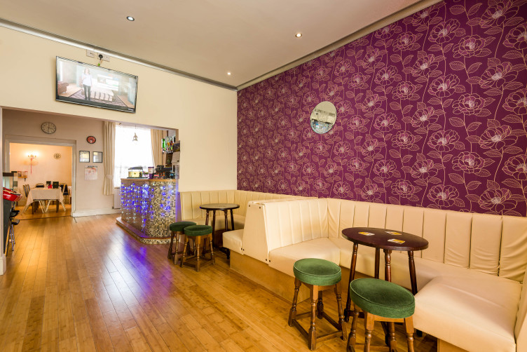 Bar Area 2 - Canberra Hotel, Withnell Road, South Shore, Blackpool Hotel for Families and Couples