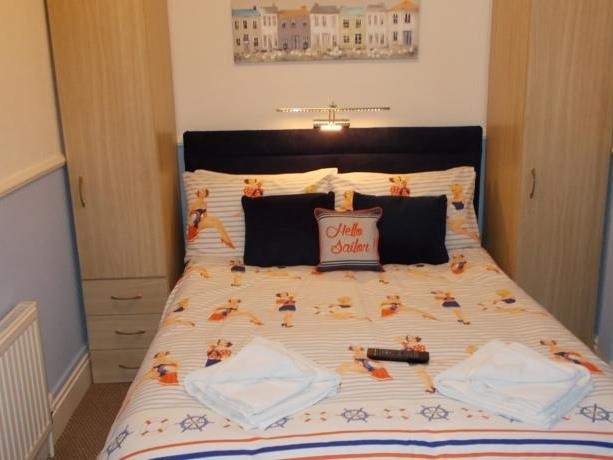 Standard Double Room - Delamere Hotel, Charnley Road, Central Blackpool Hotel for Families and Couples