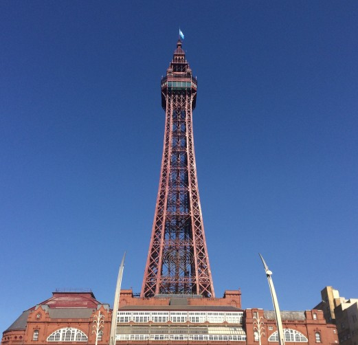 Peachy Beaches and MORE - Summertime in Blackpool