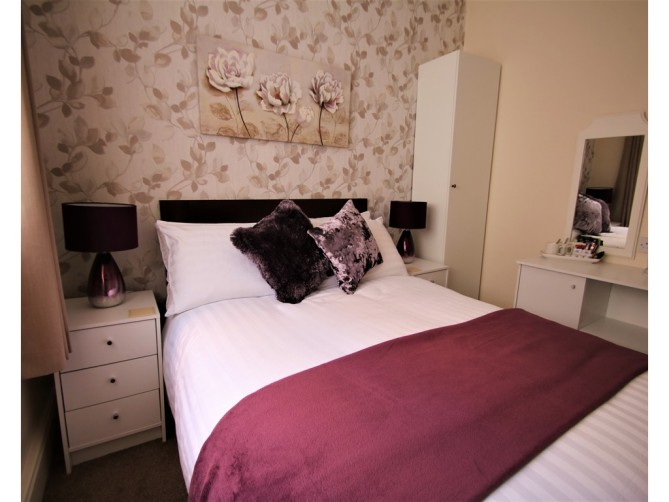 Double Room - The Inglewood Hotel, Holmfield Road, North Shore, Blackpool Hotel for Adults Only