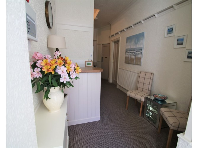 Foyer - The Inglewood Hotel, Holmfield Road, North Shore, Blackpool Hotel for Adults Only
