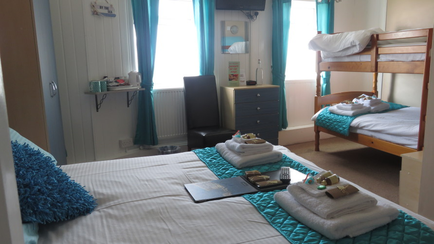 Family Room - Kings, South Promenade, South Shore, Blackpool Hotel for Families and Couples
