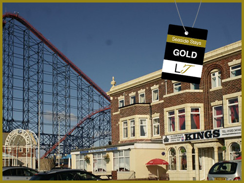 Kings Hotel Blackpool Seafront