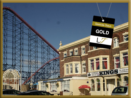 Kings Blackpool Hotels with Parking