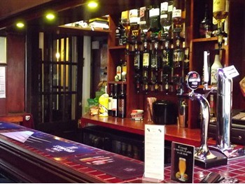 Bar Area - The Strathdon, St Chads Road, South Shore, Blackpool Hotel for Families and Couples