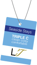 Little Touches ® TRIPLE C tag - Blackpool Hotels Value for Money Verified - Clean, Cosy, Comfortable