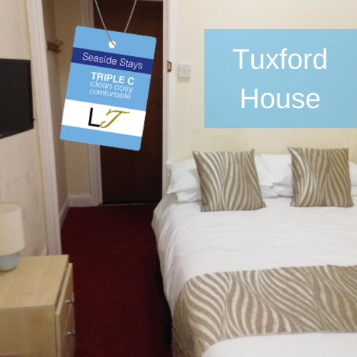 Cheap Blackpool Hotels Tuxford House South Shore Blackpool