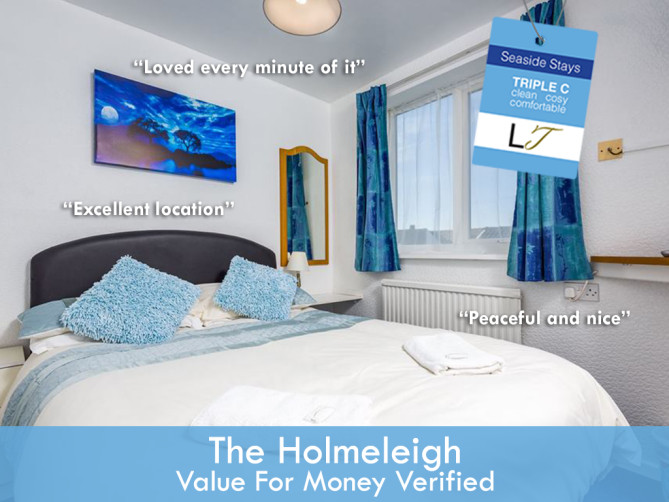 Cheap Blackpool Hotels The Holmeleigh South Shore